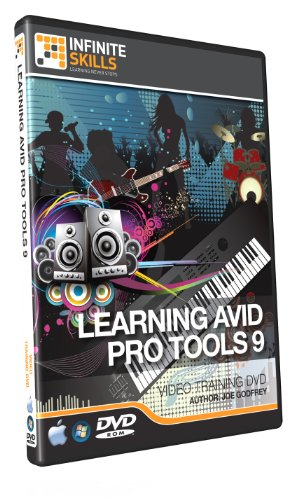 Learning Avid Pro Tools 9 - Training DVD by Infiniteskills