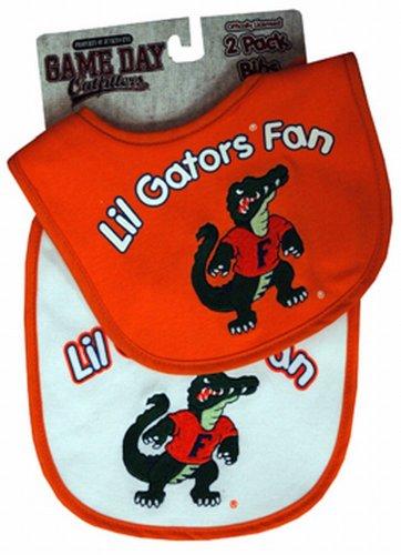 - NCAA Florida Gators Infant Bib 2-Piece
