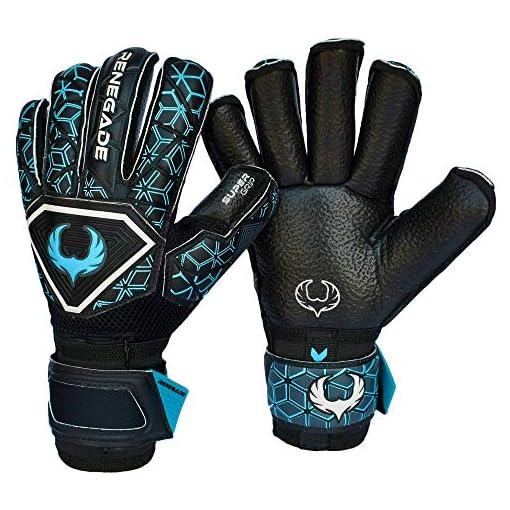 Renegade GK Triton best soccer gloves with finger saves