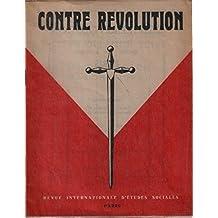 Contre revolution / la liberte de la presse et la question juive: les décrets-lois marchandeau