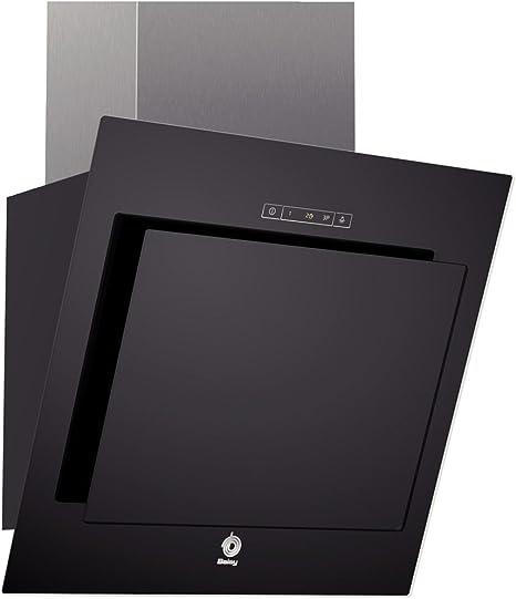 Balay 3BC8855N - Campana Decorativa 3Bc8855N Con Touch Control Sobre Cristal: Amazon.es: Grandes electrodomésticos