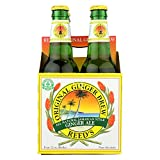 Reed's Ginger Beer Ginger Brew - Original - Case of 6 - 12 Fl oz.