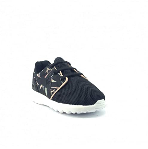 Le Coq Sportif Zapatos Dynacomf Inf Bird of Paradise Black/TROPICAL Jr, Negro (negro), 21: Amazon.es: Zapatos y complementos