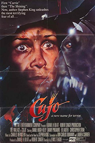 Movie Posters Cujo - 11 x 17