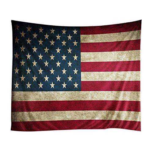 Messagee American Flag Tapestry Wall Hanging Mandala