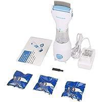 Zooarts Peigne électrique pour poux avec traitement automatique