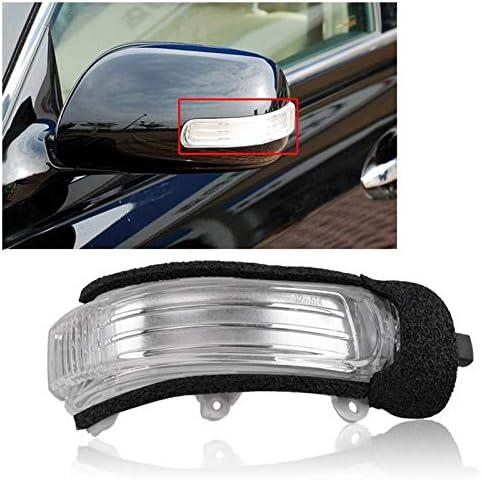 Moligh doll 2 Pcs Rear View Side Mirror Led Turn Signal Lamp for Corolla Auris Rukus Zelas Reiz Mark X Xb Tc Passo Blade 81730-22180 /& 81740-22180