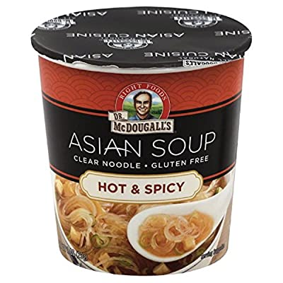 Dr Mcdougalls Clear Noodle Hot & Spicy