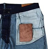Slim Front Pocket Wallet by Saltrek | USA Designed, RFID Blocking Top Grain