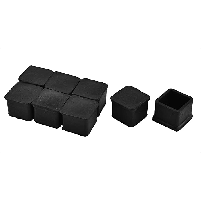 The Best Rubber Furniture Cups 1 In Square