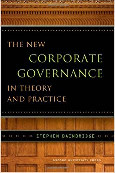 \\NEW\\ The New Corporate Governance In Theory And Practice. atencion esquina steady homemade cambio Platform Business measures