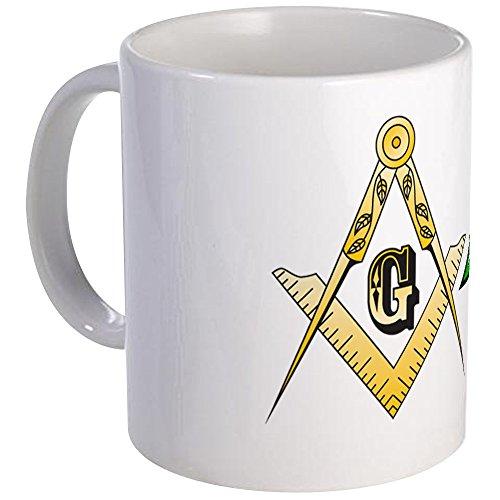 CafePress - Masonic - Eastern Star Pillow Mug - Unique Coffee Mug, Coffee Cup