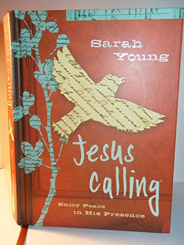 By Sarah Young - Jesus Calling - Teen Edition: Enjoy Peace in His Presence (9.9.2012)