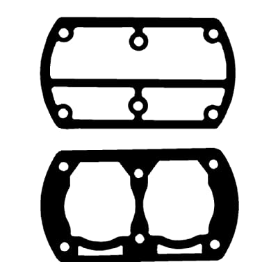 M-G 8697-2 Head/Base Gasket for Ingersol Rand SS3 Air Compressor Replaces 54571609/97330658: Automotive