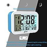 jiemei Digital Alarm Clock, Talking Alarm Clocks