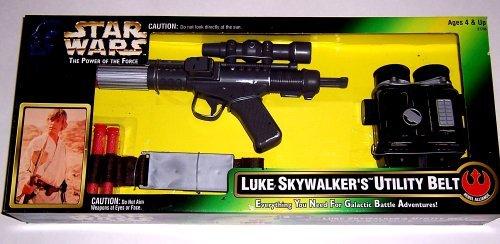 Luke Skywalker Belt (Star Wars: Luke Skywalker's Utility Belt)