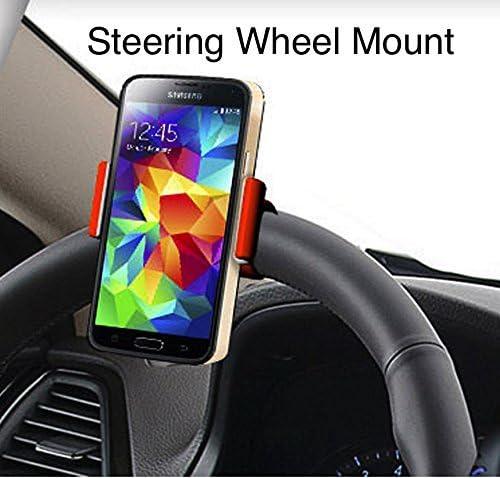 wizgrear steering wheel mount