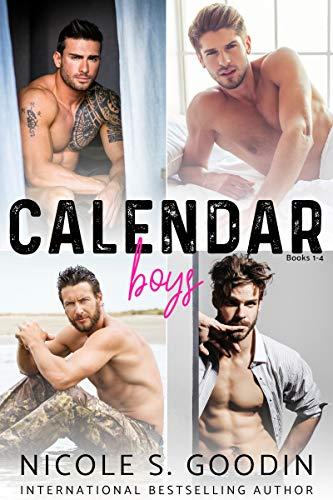 (Calendar Boys Box Set: Books 1 - 4)
