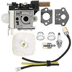 Carburetor with Fuel Maintenance Kit Spark Plug for ECHO GT200 GT201i HC150 HC151 PE200 PE201 PPF210 PPF211 SRM210 SRM211 Trimmer / Brushcutter