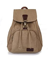 Amazing Bag New Vintage Outdoor Rucksack for Women and Girls - Backpack Style Purse - Fashion Daypack for College...