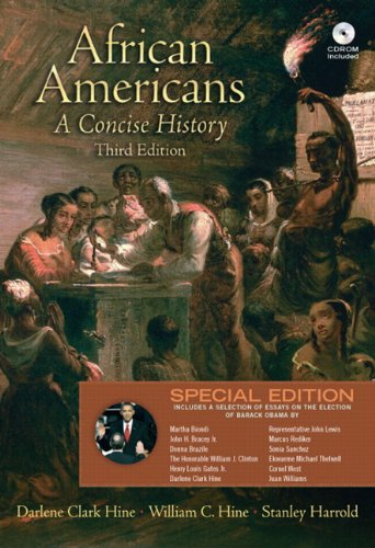 Search : African Americans: A Concise History, Special Edition (3rd Edition)