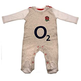 Sleepsuit White Newborn The Bees Tees Me and my Daddy support Ireland Rugby Babygrow