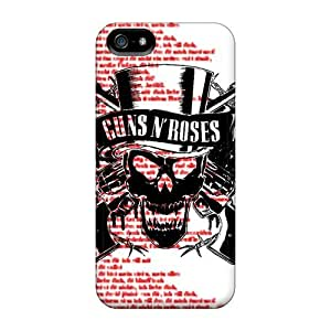 DustinHVance Case Cover Protector Specially Made For Iphone 5/5s Guns N Roses