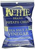 Kettle Chips, Sea Salt and Vinegar, 6 Count