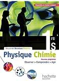 Physique-Chimie 1re S - Livre élève Grand format - Edition 2011