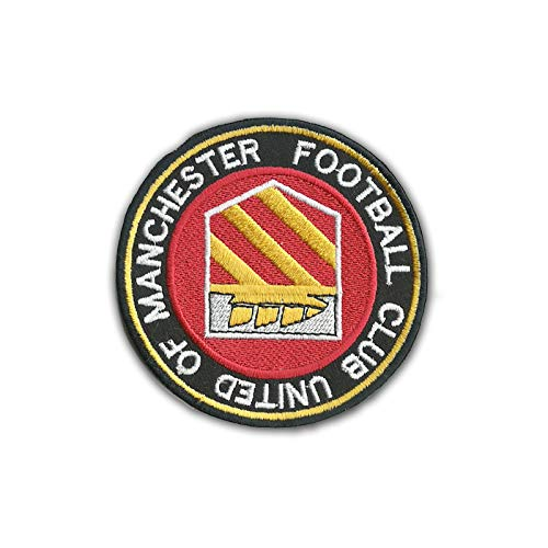 Manchester United Football Club Embroidered Patch 3.5