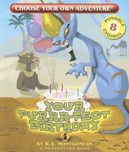 Your Purrr-fect Birthday (Choose Your Own Adventure - Dragonlark)