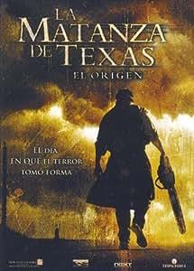 La Matanza De Texas: El Orígen [DVD]