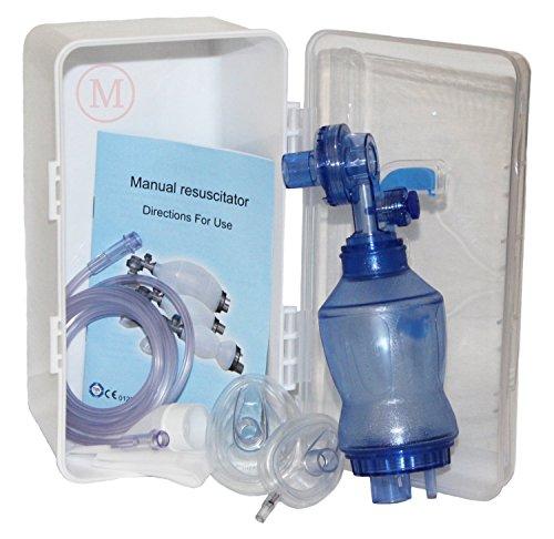 MCR Medical BVM 3021 001 Polyvinyl Chloride