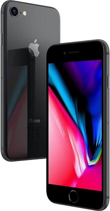 Oferta amazon: Apple iPhone 8 64GB Gris Espacial (Reacondicionado)
