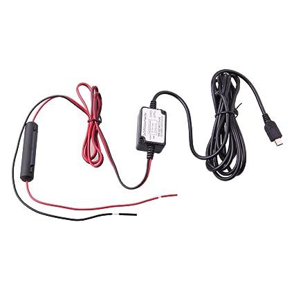 amazon com spy tec mini usb dash cam 10 foot hardwire kit for a119 rh amazon com