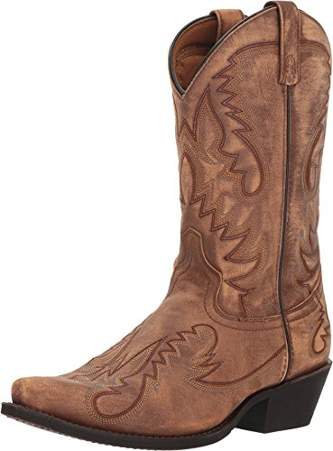 Laredo Men's Garrett Tan 11.5 D US