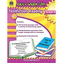 Daily Warm-Ups: Nonfiction Reading Grd 5