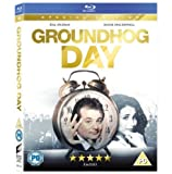 Groundhog Day [Blu-ray] [1993]