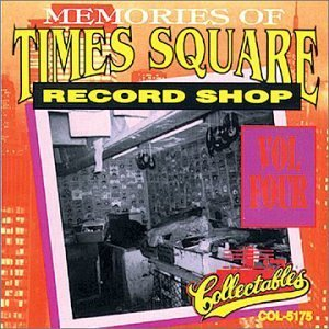 Price comparison product image Memories of Times Square Record Shop, Volume 4 By Memories Of Times Square Record Shop (Series) (1993-12-15)