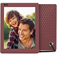 Nixplay Seed 10 WiFi Digital Photo Frame - Mulberry