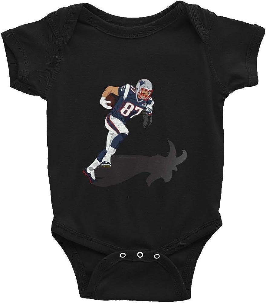 The Awesome Boston Gronk Goat Baby Infant Bodysuit