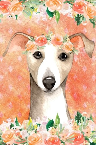 Flower Power Journal - Journal Notebook For Dog Lovers Italian Greyhound In Flowers 5: Blank Journal To Write In, Unlined For Journaling, Writing, Planning and Doodling, For ... Size. (Journal Time Plain Series) (Volume 15)