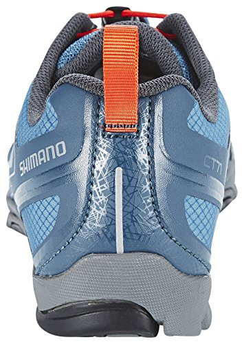 Shimano SH-CT71N Größe 44 blau