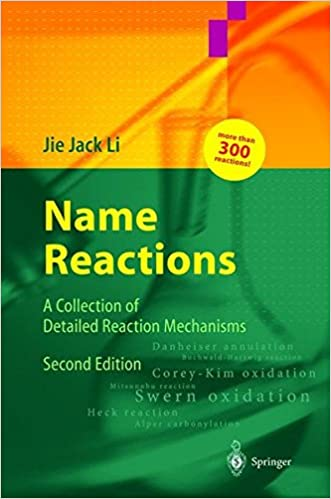 Buy Name Reactions: A Collection of Detailed Reaction