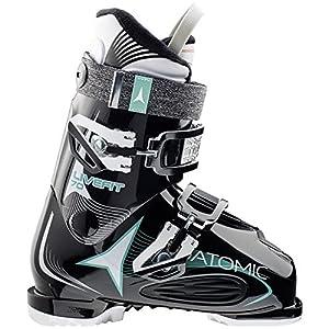 Atomic Live Fit 70 Ski Boots Womens Black Size 23.5
