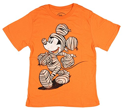 (Disney Mickey Mouse Return of The Mummy Mickey Boys T-Shirt)
