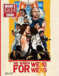 Weng's Chop #4 (The Search for Weng Weng Cover)