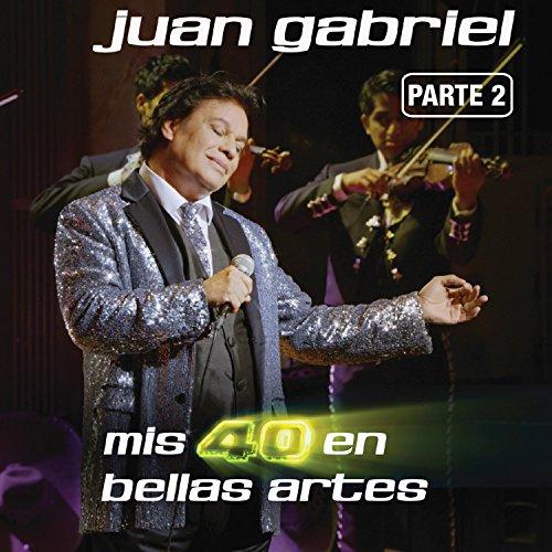 Mis 40 En Bellas Artes Parte 2 (Juan Gabriel Mis 40 En Bellas Artes)