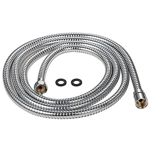 Siderit Extra Long Stainless Steel Flexible Shower Hose w...