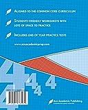 4th grade Math Workbook: CommonCore Math Workbook